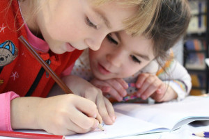 The pen pal scheme hopes to help children develop their letter writing skills.