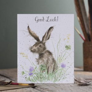 Wrendale's greeting cards are now sold around the world.