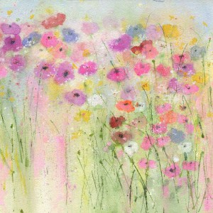 Gorgeous watercolours from Sue Felon.