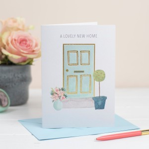 A delicate Posy card from Amy Louise Design.