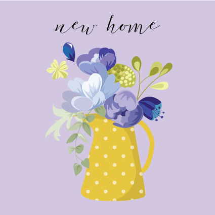 Above: New Home from Pink Pig's new Too Blooming Gorgeous range.