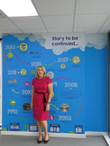 Karen Hubbard, ceo of Card Factory will be one of the keynote speakers to tell her story at this year's GCA AGM and Conference.