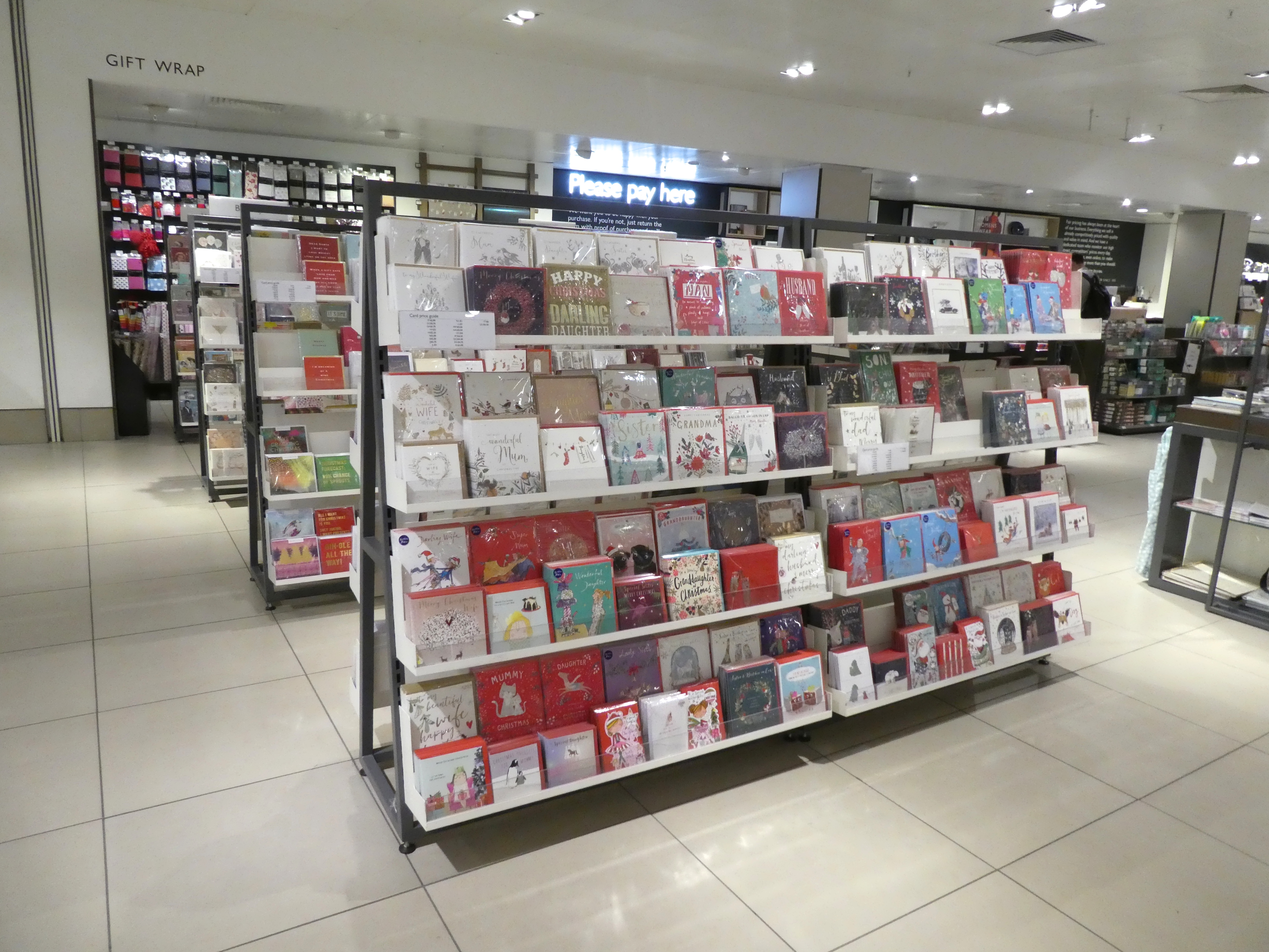 John Lewis Has Sold Well Over 1000 Christmas Cards Already Pg Buzz