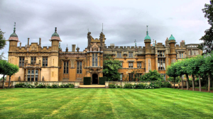 Above: The majestic Knebworth House is the venue for this year's GCA AGM & Conference.