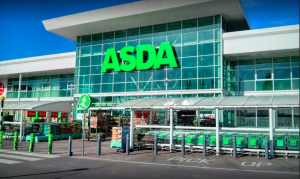 Above: Asda is the first supermarket to make a commitment to move to 'naked' cards for the majority of its designs.