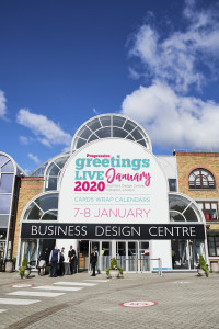 Above: PG Live January 2020 will take place at the airy Business Design Centre.