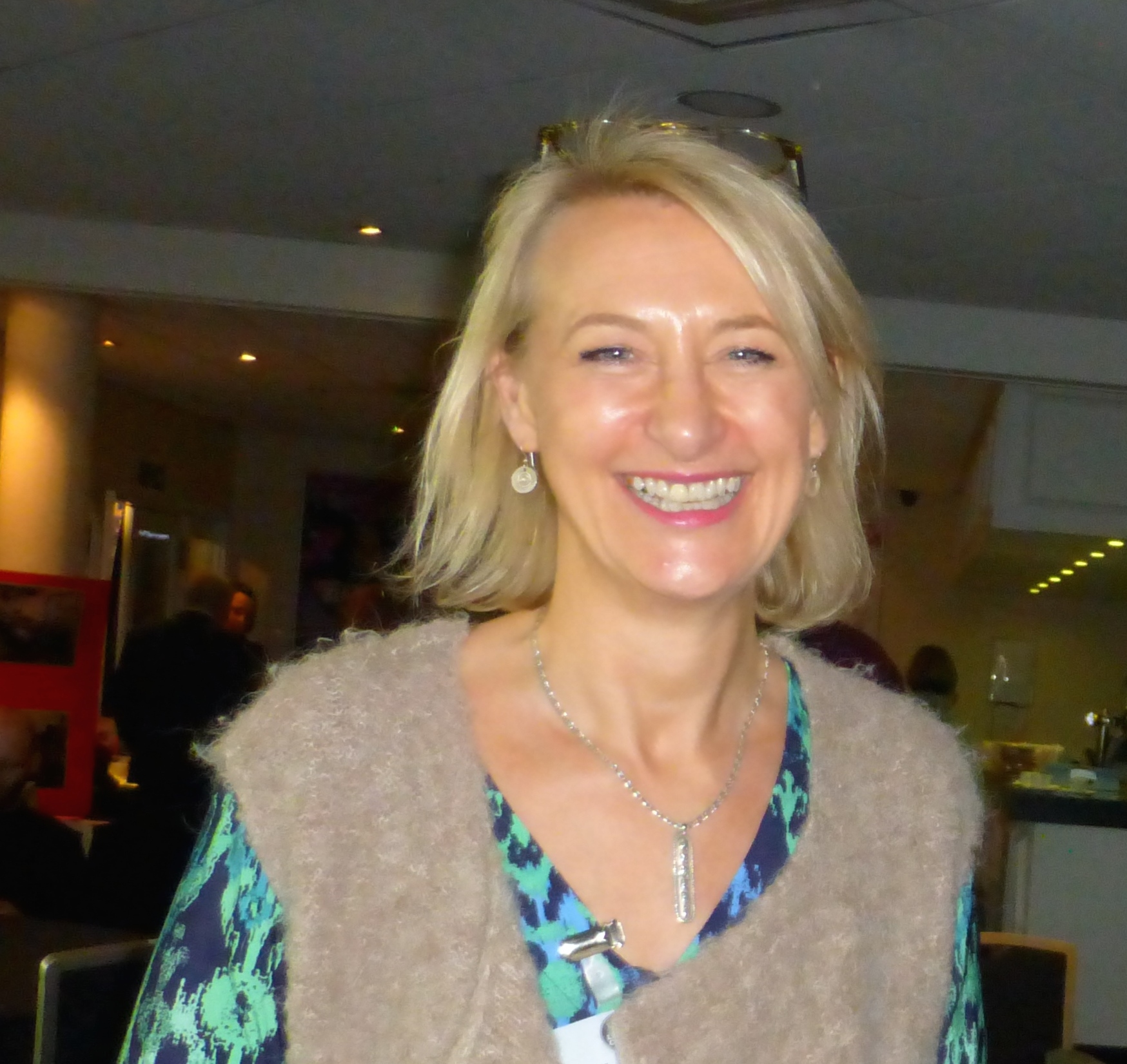 Above: Sharon Little, ceo of the GCA has worked with UKG to develop the suite of PoS.