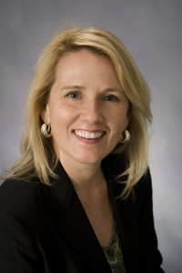 Above: Cindy Mahoney is to take over as ceo of Hallmark International.