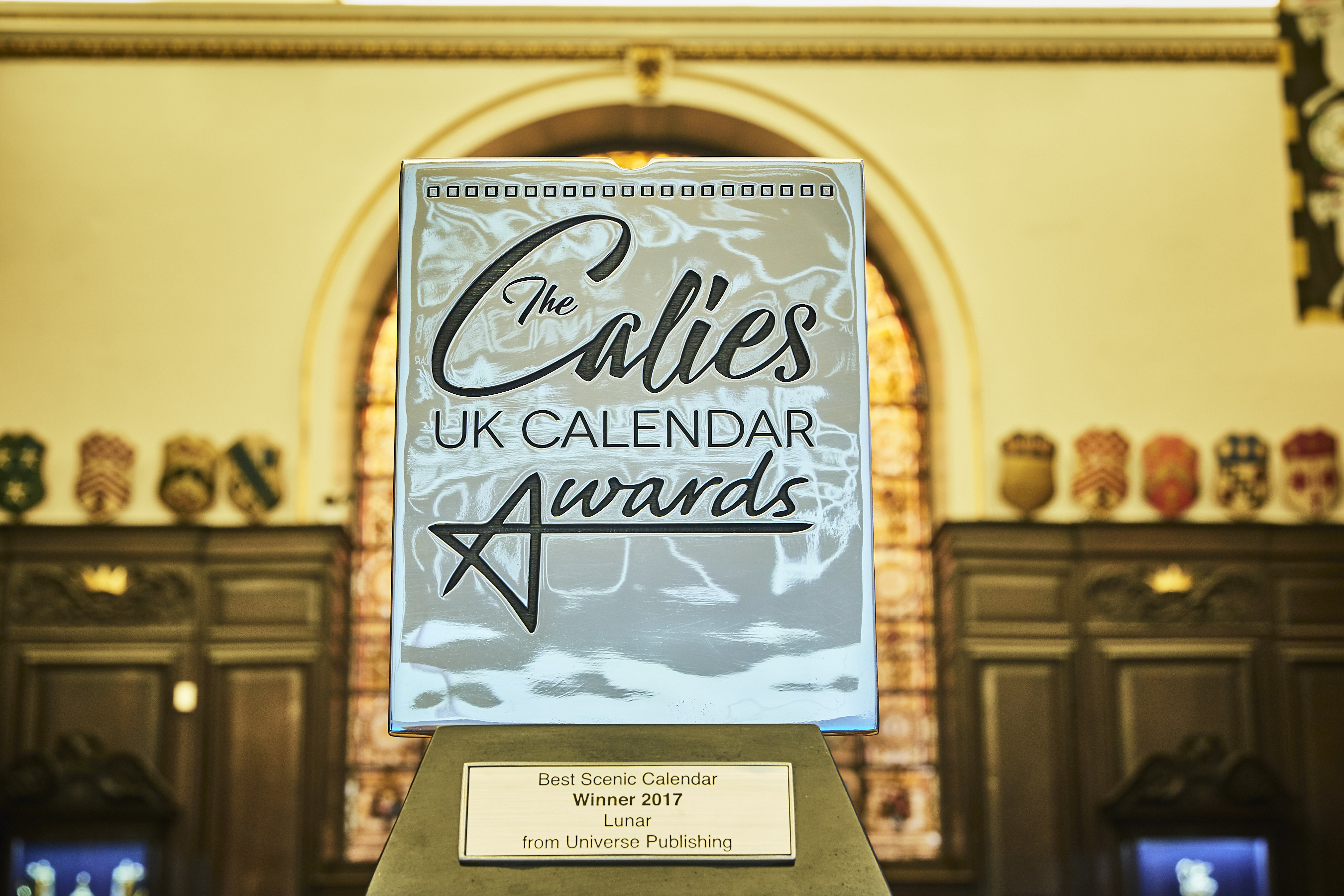 Above: Who will the winners of this year's Calies trophies be?