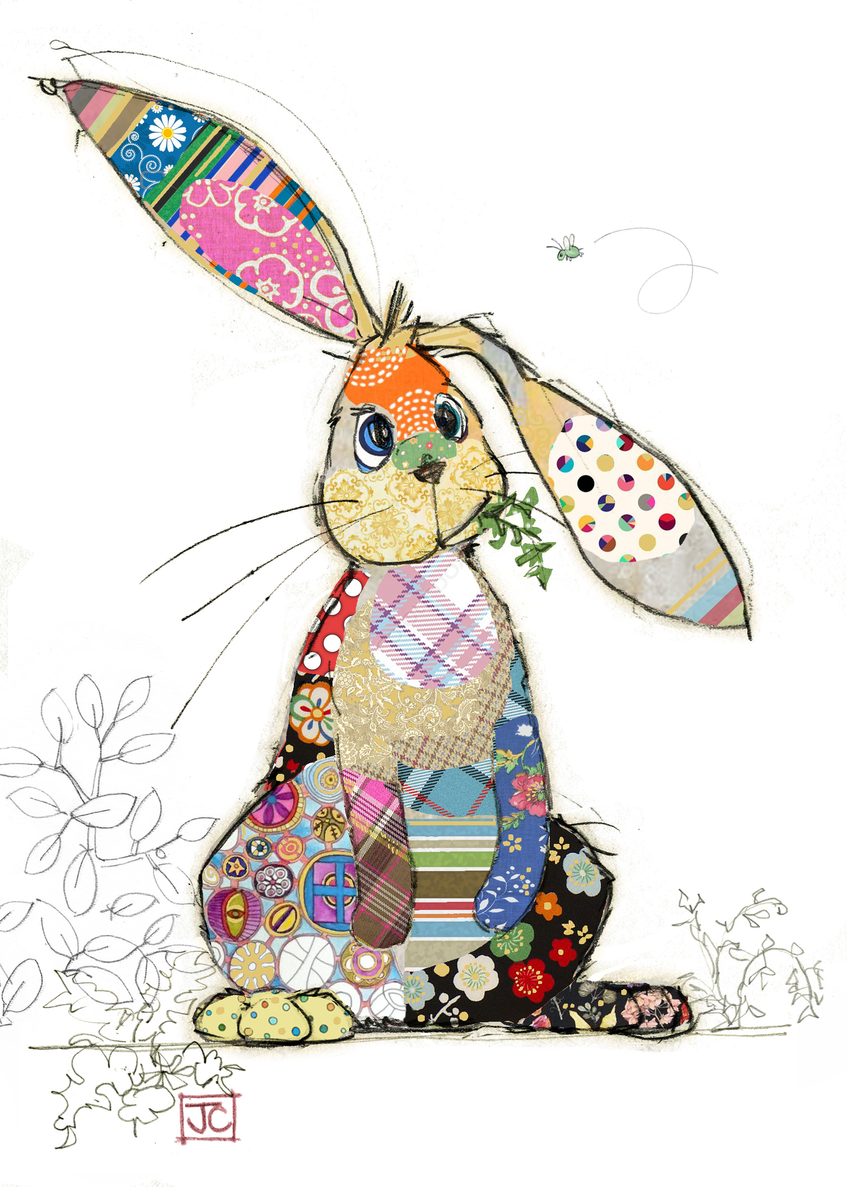 Look out for more bunny-inspired designs from Bug Art in the coming months, to join Binky Bunny, who hopped into the portfolio this year.