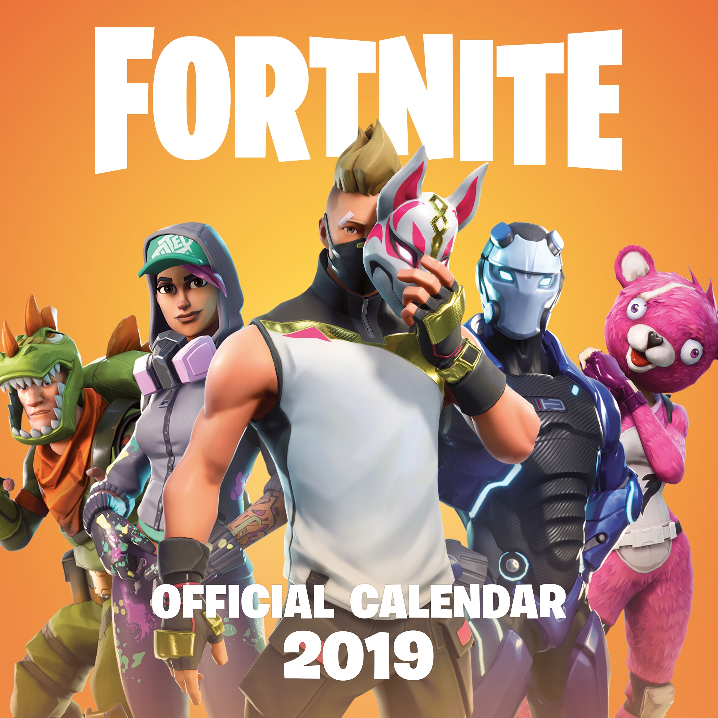 Above: Gaming phenomenon Fortnite was second in the Top Ten Entertainment chart.