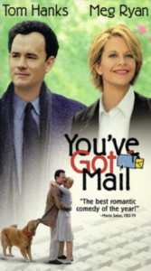 Above: Natalia has watched this rom com countless times.
