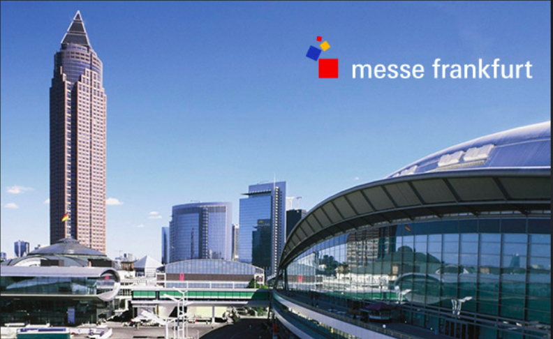 Above: It will be all action at Messe Frankfurt this weekend when Paperworld kicks off on Sunday.
