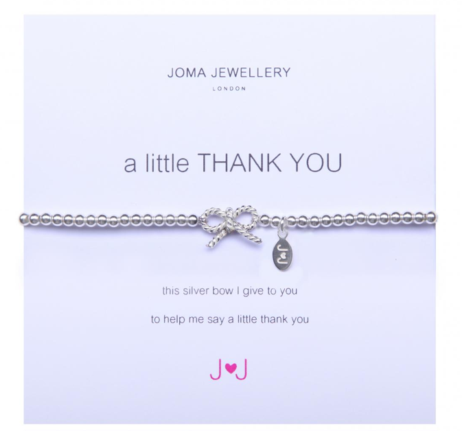 Above: Joma Jewellery's 'A Little…' range is a best seller at Celebrations.