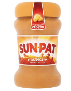 Above: Peanut butter is now in the basketto improve the ONS' coverage of oils and fats.