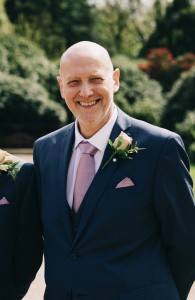 Above: Craig Zelly, business development manager of greeting card printer, Loxleys has sadly passed away.