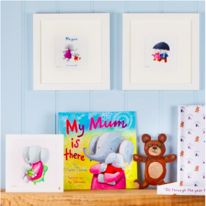 Above: Little Elephants was a product highlight for Miles.