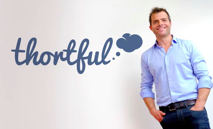 Above: Thortful's founder Andy Pearce is keen that the company's portfolio encompasses designs that cater for all relationships.