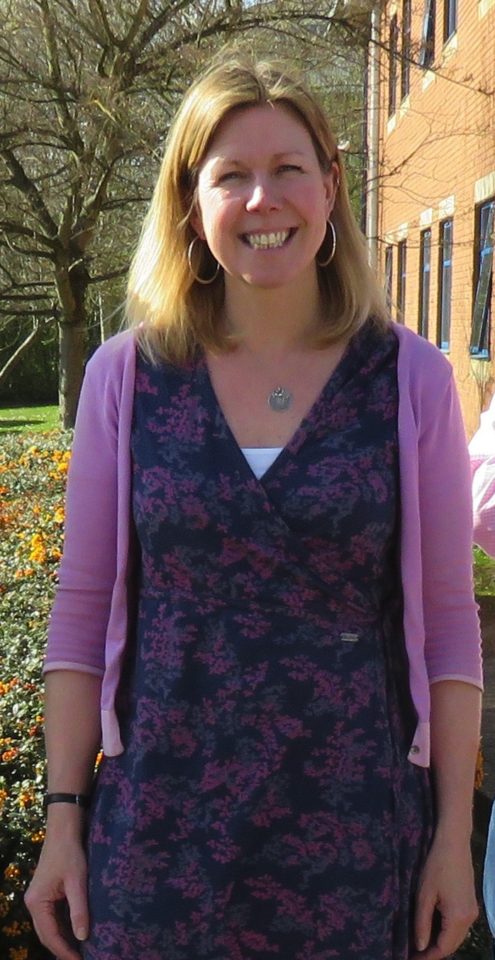 Above: Katy Golden joins GBCC with 20 years retail experience.