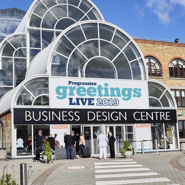 Above: Not long now until PG Live 2019 at London's Business Design Centre.