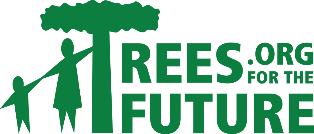 Above: Wraptious has already paid for the planting of 10,000 trees through its donations to Trees for the Future.