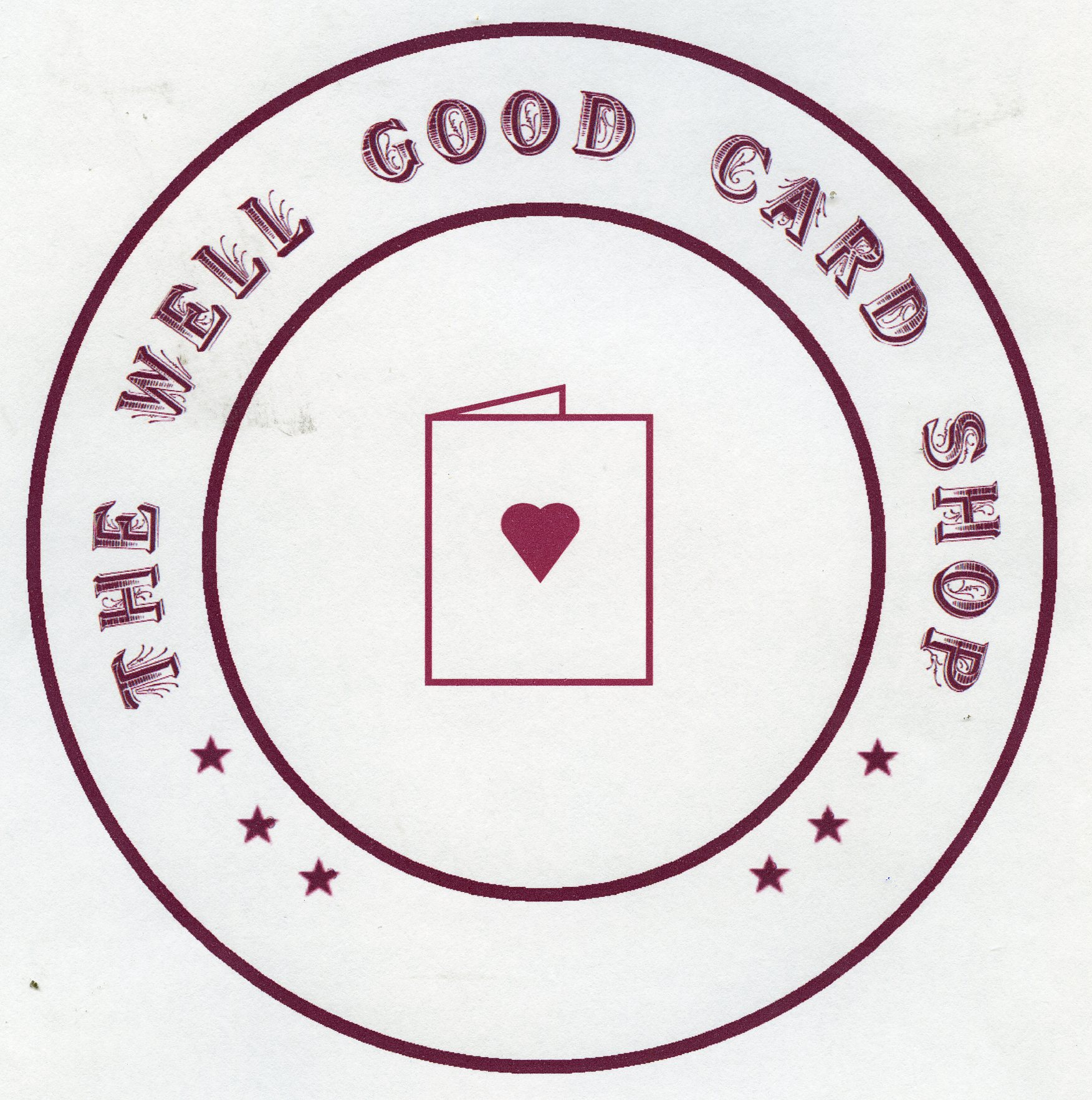 Above: A recent rebranding has seen the post office adopt a new trading name of The Well Good Card Shop.