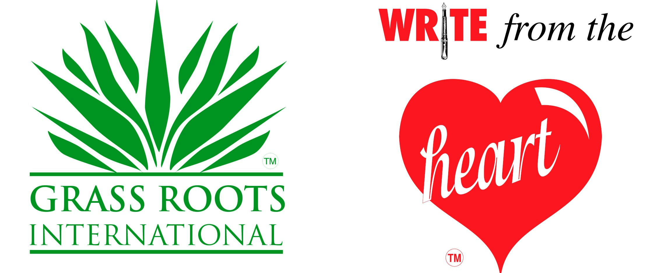 Above: Grass Roots' best known brand was Write from the Heart (that has been acquired by Simon Elvin