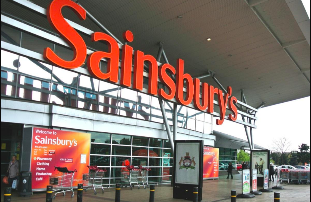 Above: Sainsbury's was up in volume and value this Father's Day.