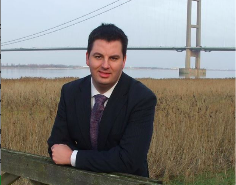 Above: MP Andrew Percy has taken on the plight of calendar and diary producers like Wrendale for whom the late call on the timing of the May Bank Holiday has caused problems.