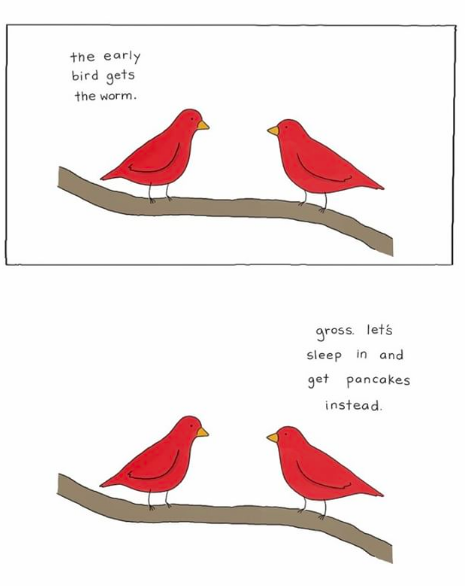 Above: A design from Redback Cards' Liz Climo collection.