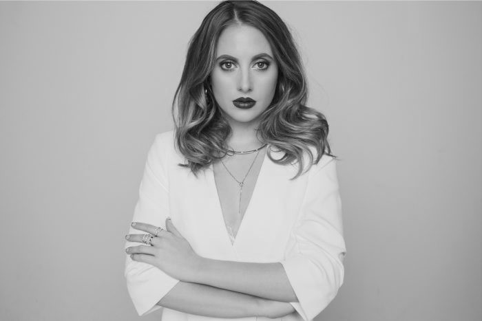 Above: Among the ShopTalk speakers isreality star Rosie Fortescue.