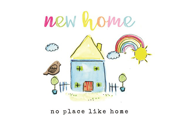 Above: A Spot The Birdie new home design from Laura Sherratt.