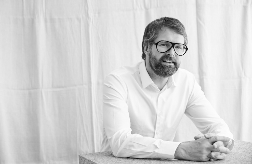Above: Olly Tress, co-founder of Oliver Bonas, the fashion and lifestyle retailer is to talk at the GCA 100thAnniversary Celebration Conference and AGM this October.