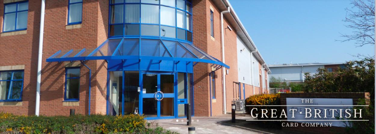 Above: GBCC's Gloucester premises.