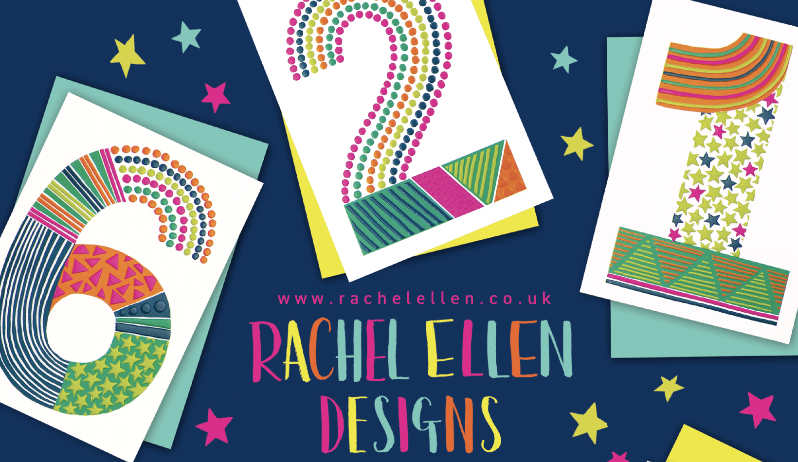 Above: Rachel Ellen Designs will be launching its new POP range at Autumn Fair in Hall 6 Stand D50-E51,
