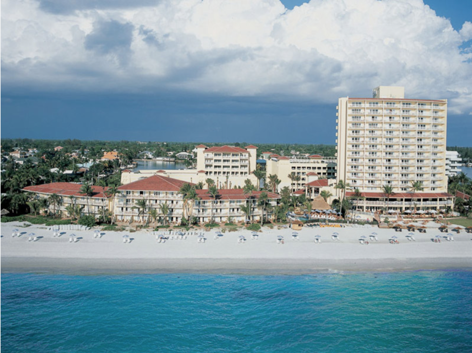 Above: The beachfront boutique front Florida hotel will host the Oceans of Opportunity event this September.