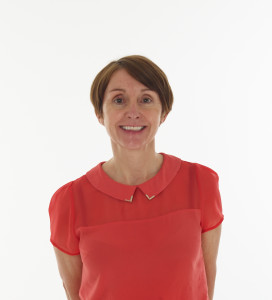 Above: Ceri Stirland, GCA president and UKG's customer and channel director.