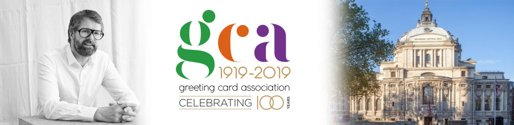 Above: Oliver Tress, co-founder of Oliver Bonas will be speaking at the GCA 100th Anniversary Celebration Conference and AGM that takes place on October 17 at the Central Hall in Westminster.