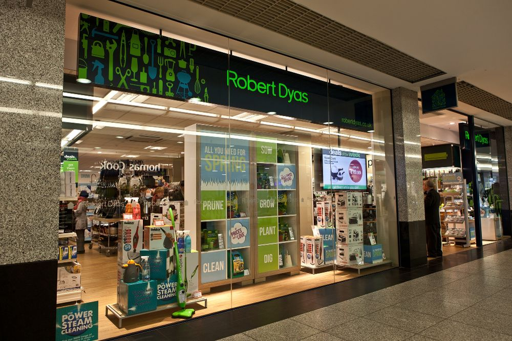 Above:Theo Paphitis is the owner and driving force behind Robert Dyas, Ryman and Boux Avenue, and has spent his career building and buying businesses spanning retail, property, finance and consumer goods.
