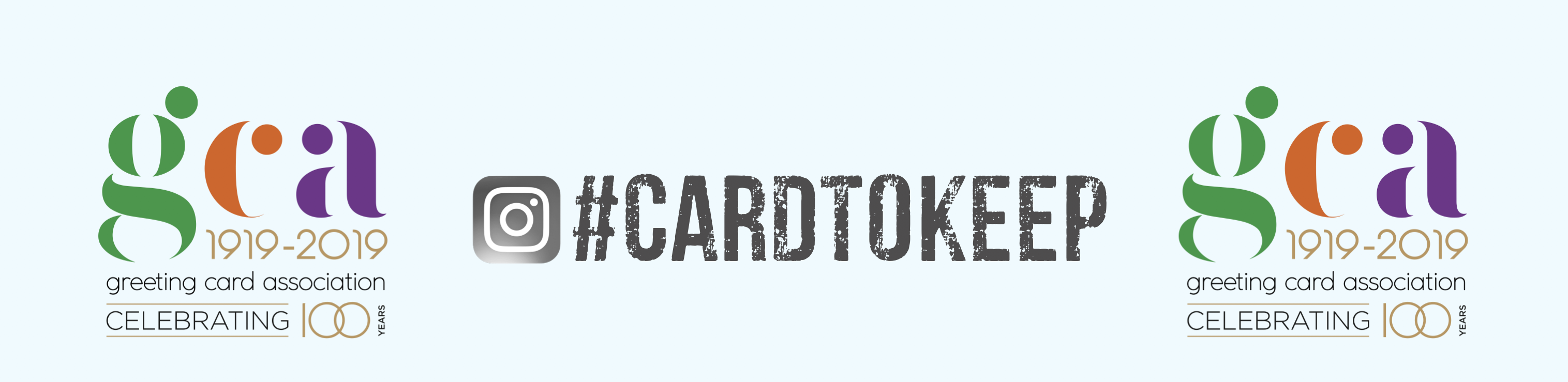 Above: The #cardtokeep campaign centres around people sharing the stories and images of cards that have meant something to them.