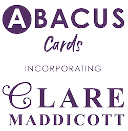ABACUS CARDS INC MADDICOTT Purple logo 2020