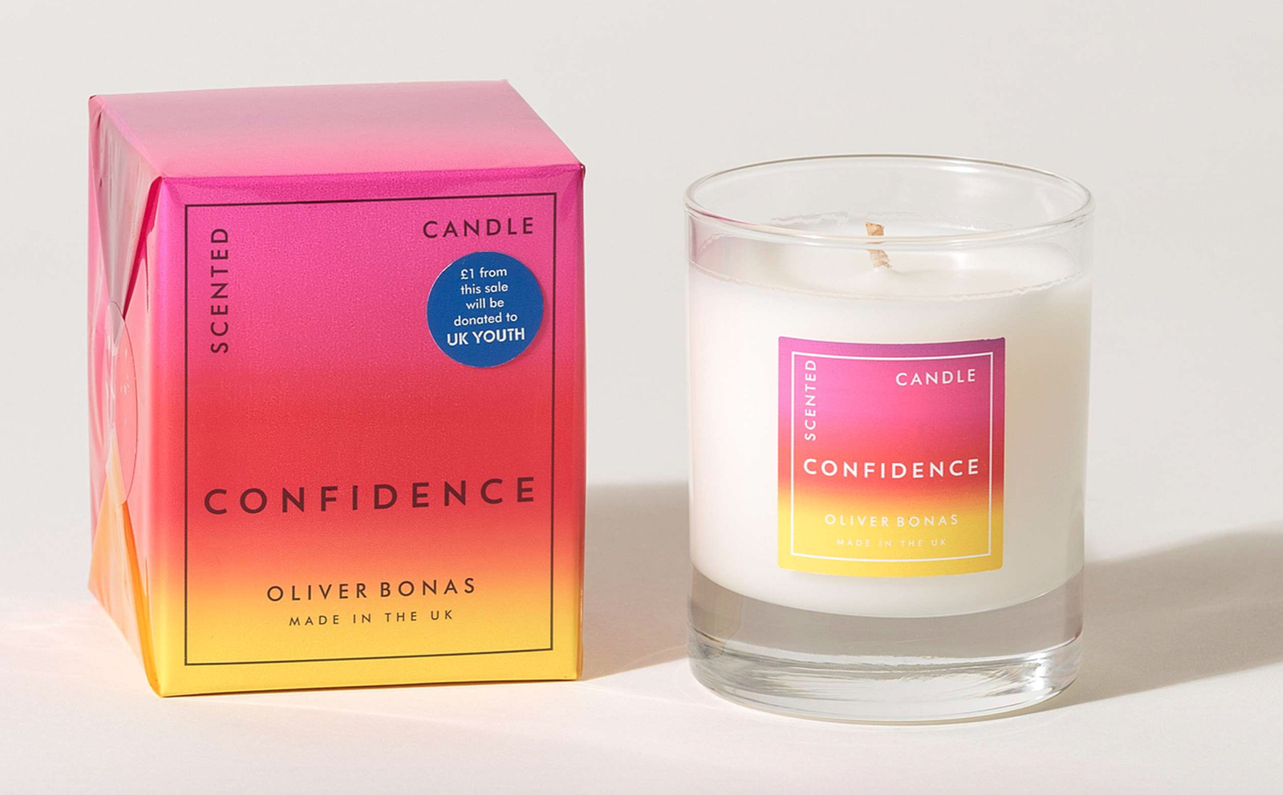 Above:UK Youth is Oliver Bonas' Be Kind charity partner for 2019 and 2020. The retailer has produced a special range of products, with a percentage of each sale price being donated to the charity.
