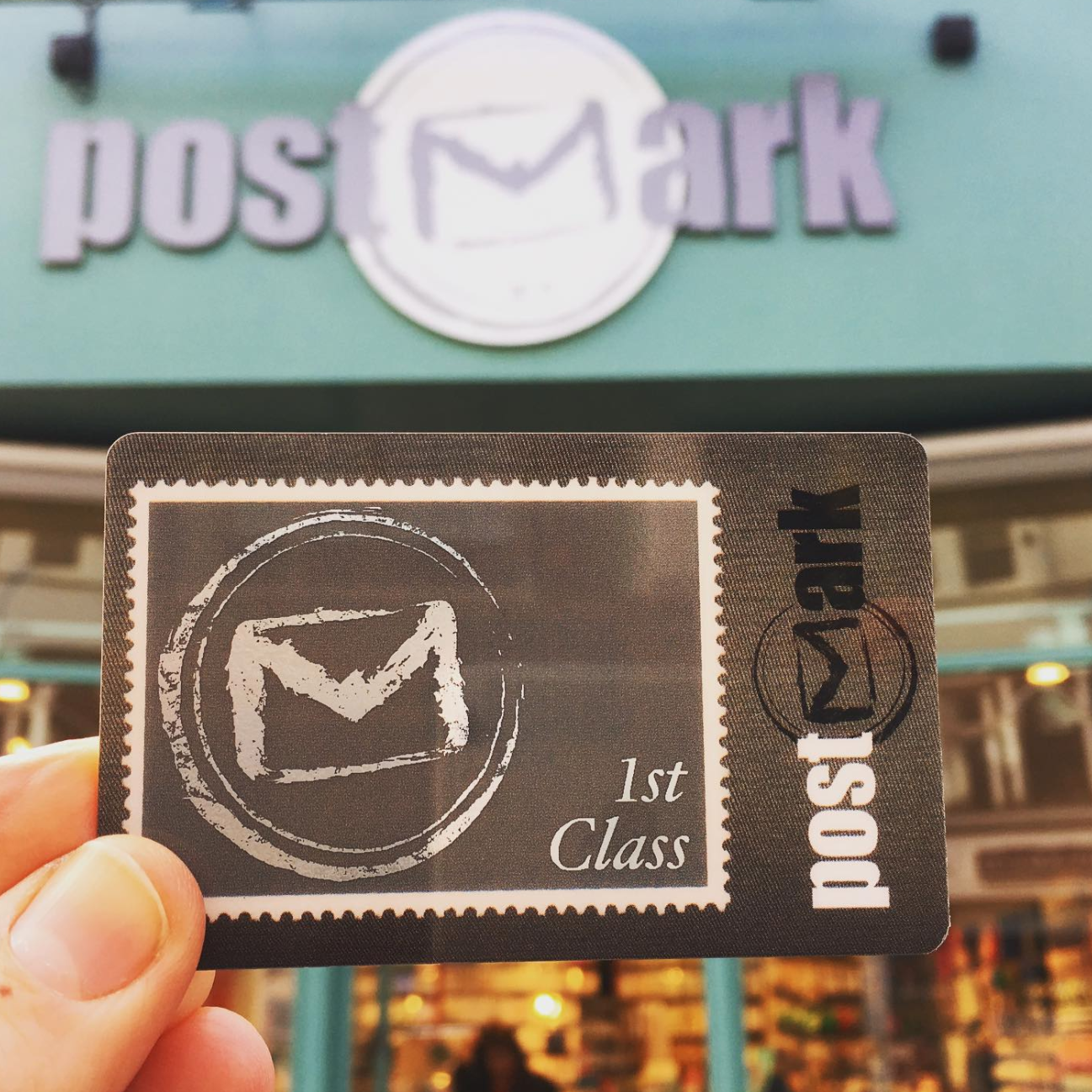 Above: Postmark will be concentrating its efforts online.
