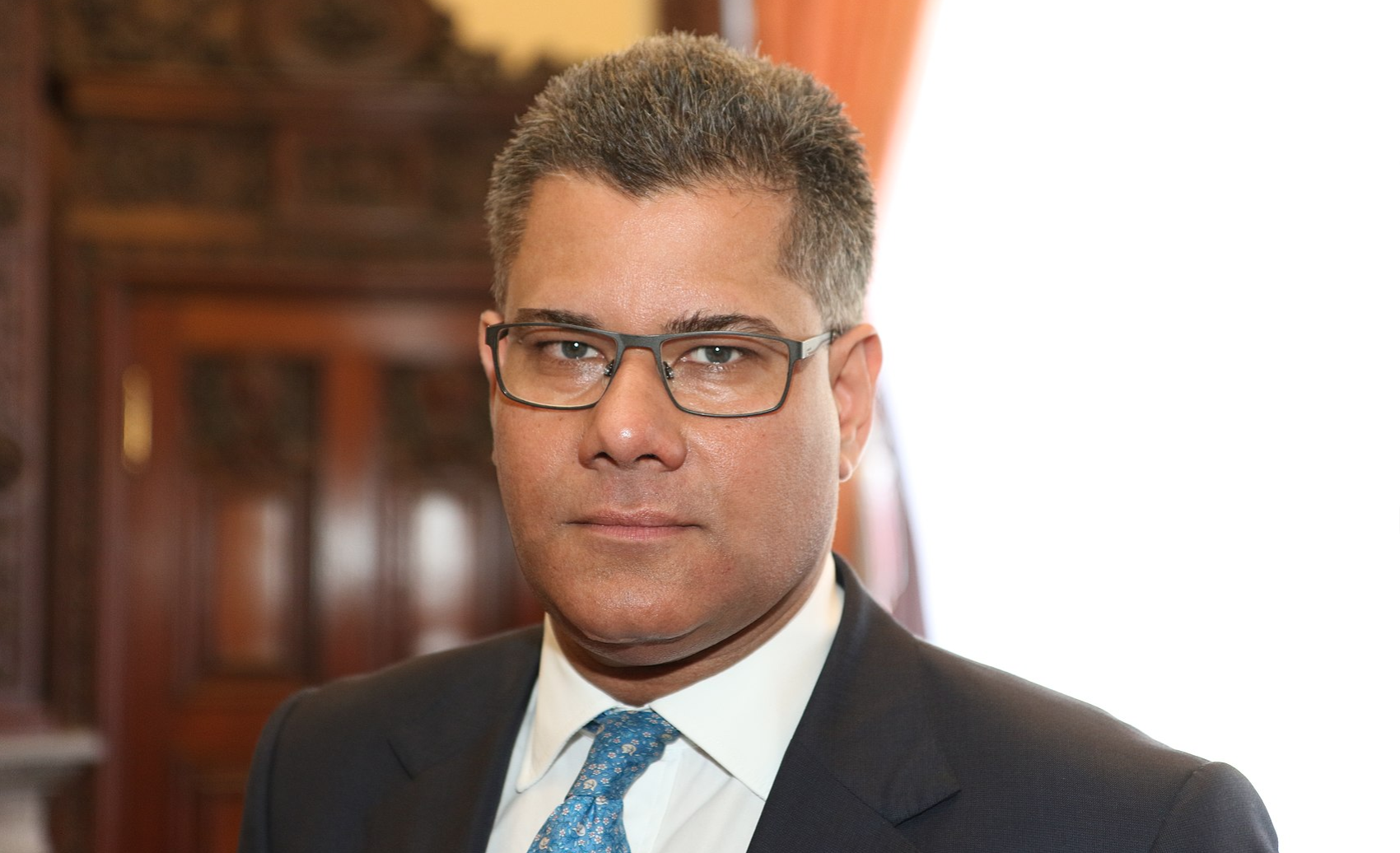 Above: Secretary of State for Business, Energy and Industrial Strategy, Alok Sharma are among those to have been contacted on issues and concerns for the greeting card industry.