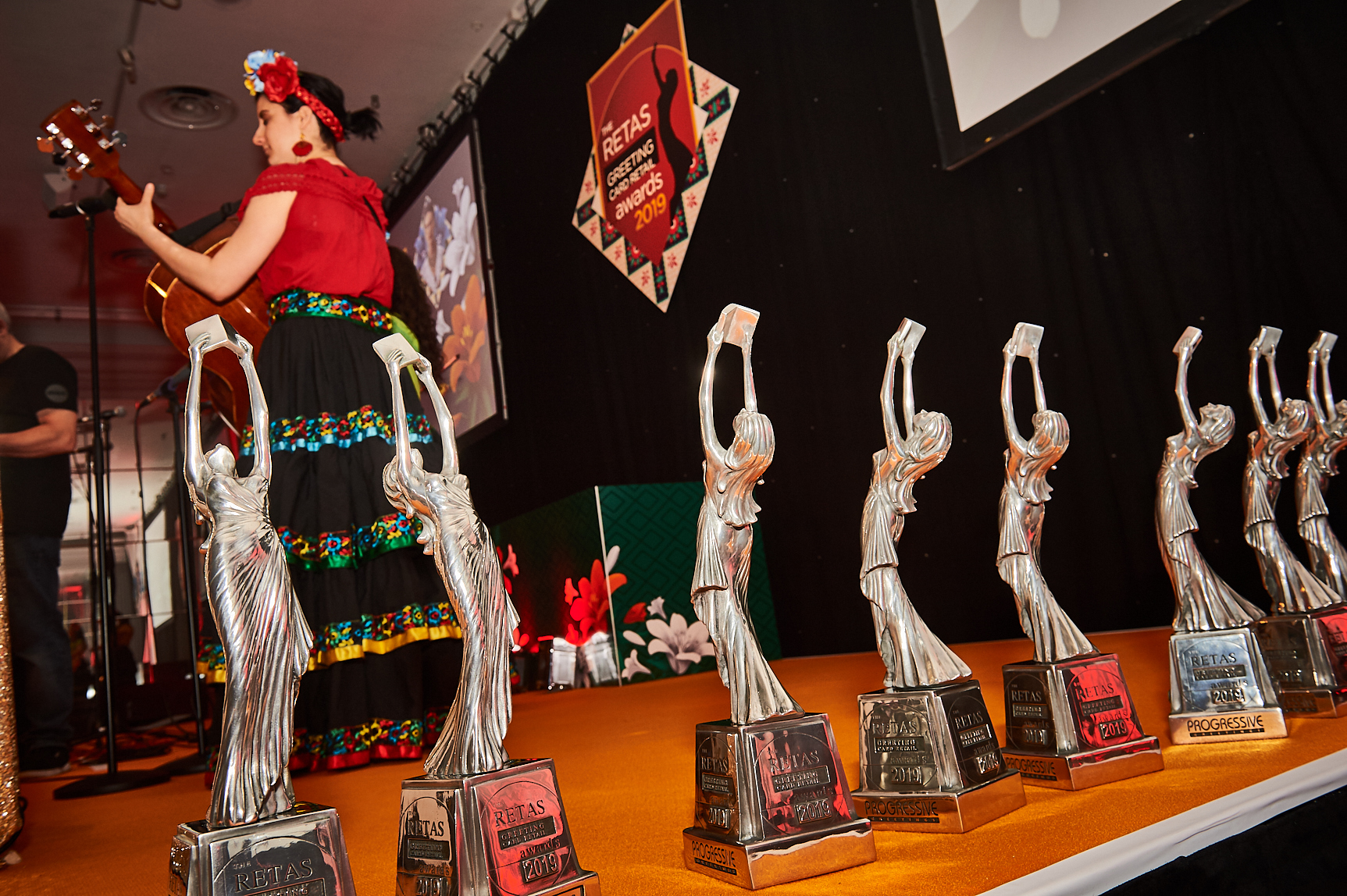 Above:Which retailers' names will be on The Retas' trophies this year?