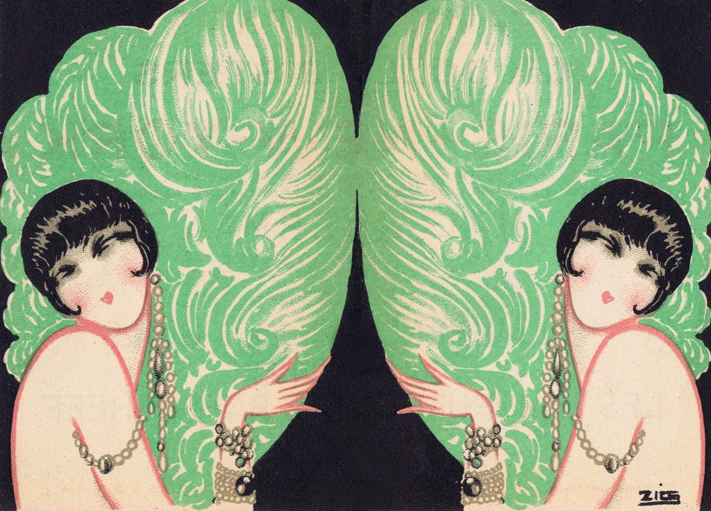 Above: Leading supplier of imagery to the greeting card sector, Mary Evans Picture Library has predicted a surge in demand for 1920s designs, such as this © Jazz Age Club image from its archives. https://www.pgbuzz.net/trendspot-japanese-gallery-twenties-zing-and-luna-landings/