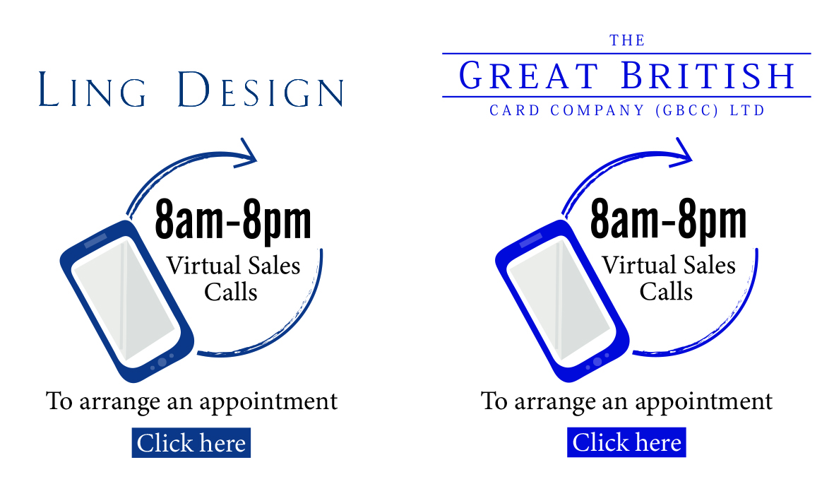 Above: All Ling, GBCC and Penny Kennedy customers will be able to book appointments for the 8-8 virtual sales calls.