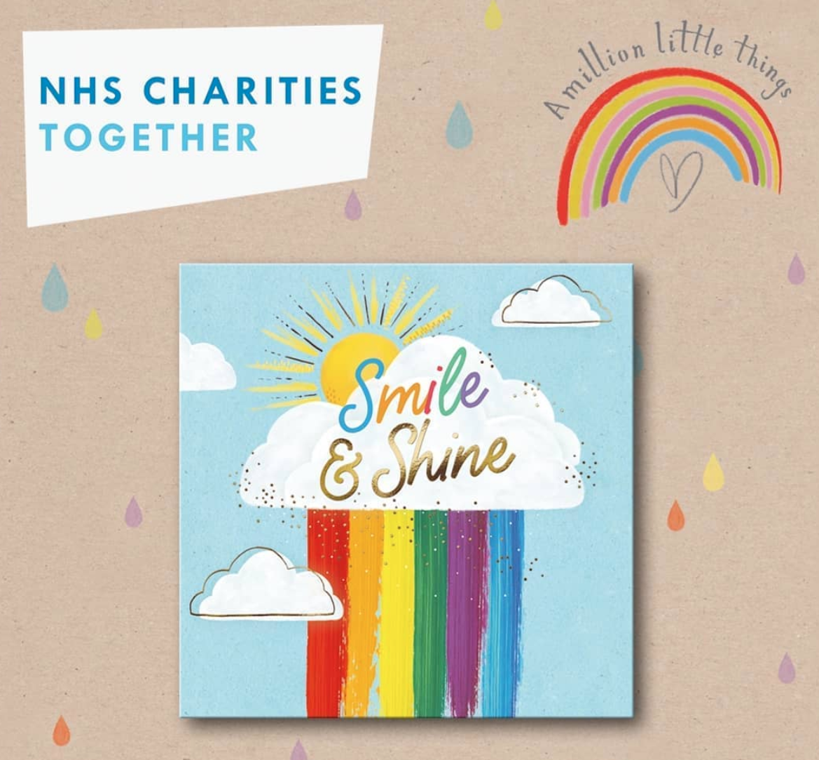 Above: Among the latest launches is the Million Little Things range from GBCC which is raising money for NHS Charities Together.