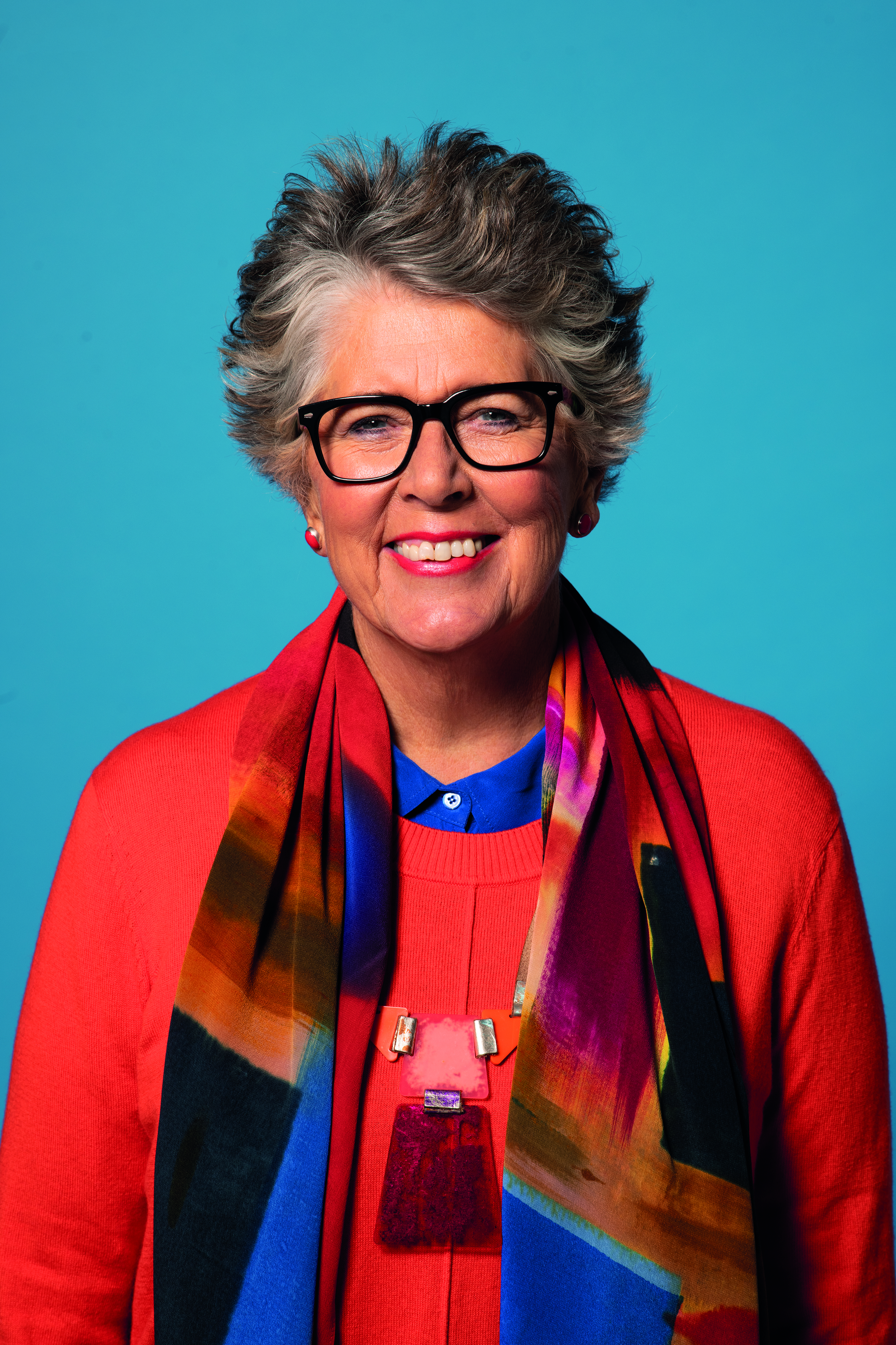 Above: As part of a series of blog articles, by journalist Angela Sarah West include an interview with culinary guru, Prue Leith. (Photo by Ronit Furst).