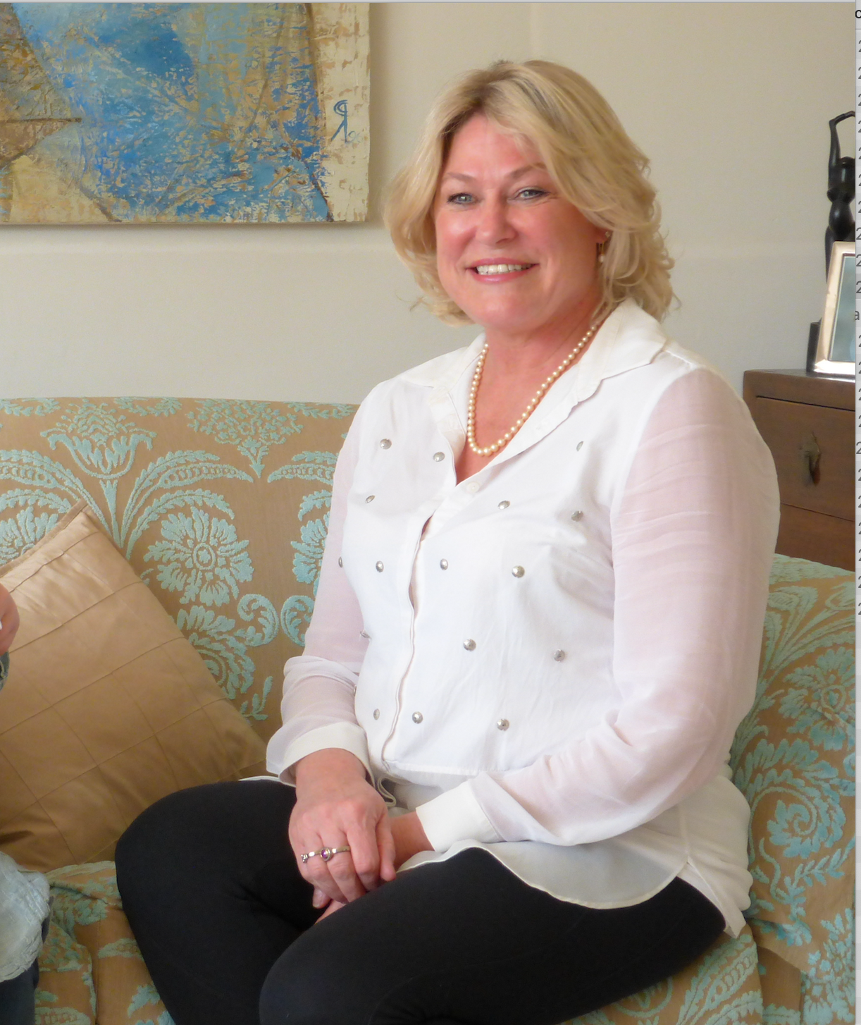 Above: Louise Tighe, founder and managing director of Paperlink.